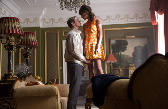Interior scenes at the Grand Hotel Plaza in Rome, The Man from UNCLE (2015) movie locations