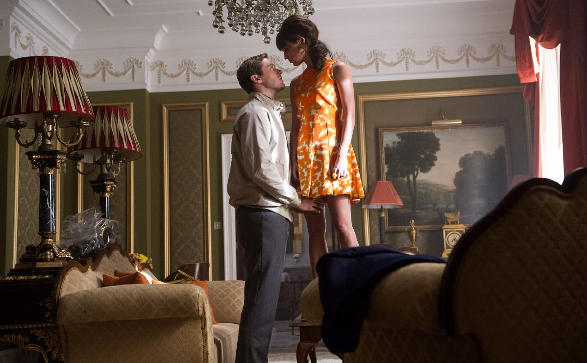 The Man from U.N.C.L.E. filming locations in Italy and UK