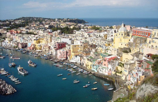 Island of Procida, Italy