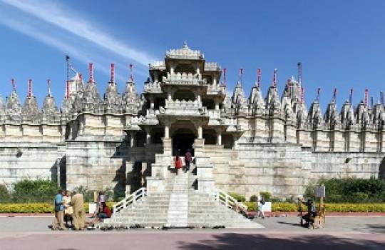 Jain Adinath Temple, Ranakpur, India