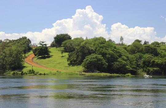 Jinja Rive Nile Uganda