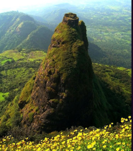 Kalavantin Durg near Panvel-India