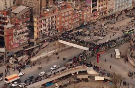 Kathmandu Nepal Everest movie locations
