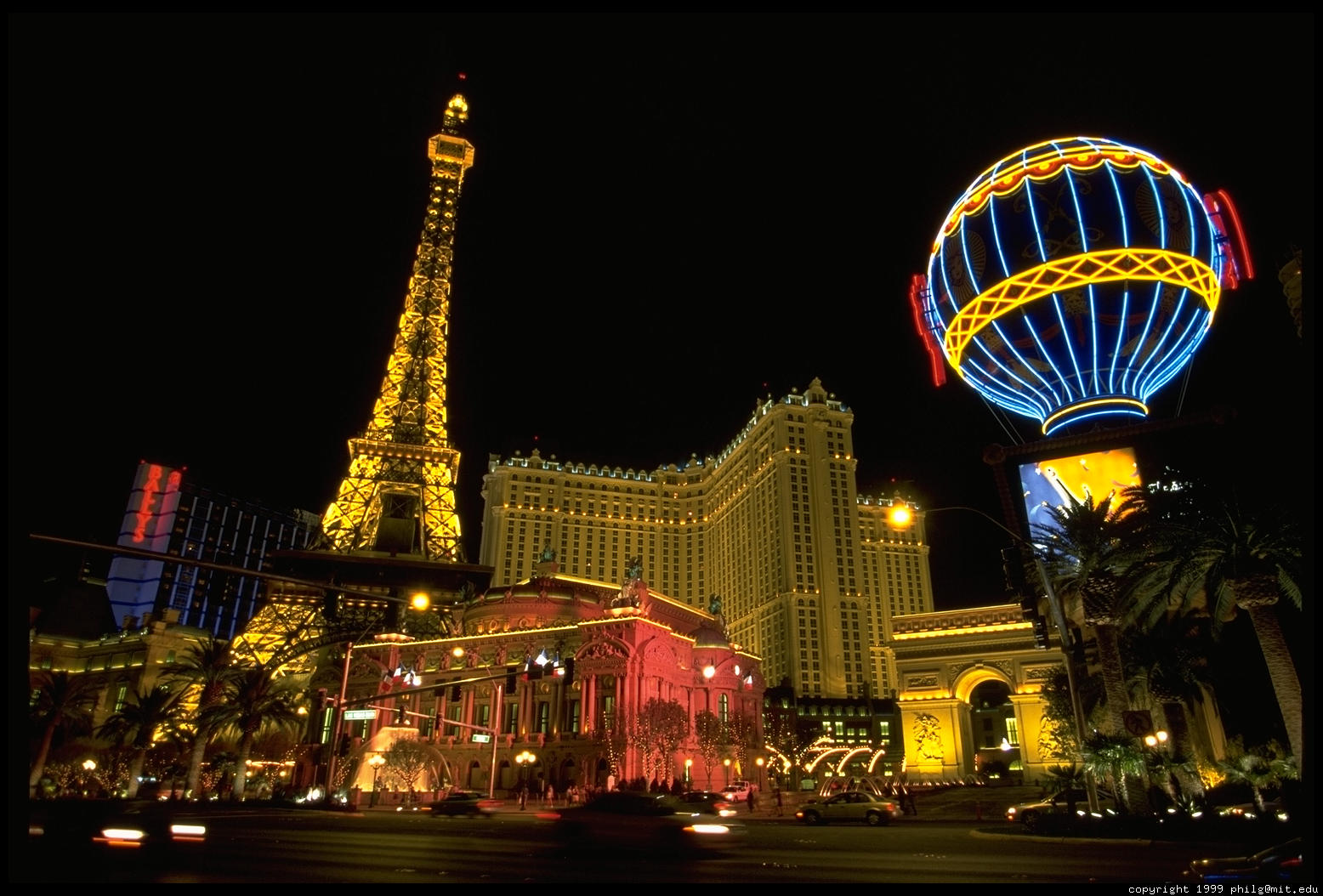 Fear And Loathing In Las Vegas Filming Locations