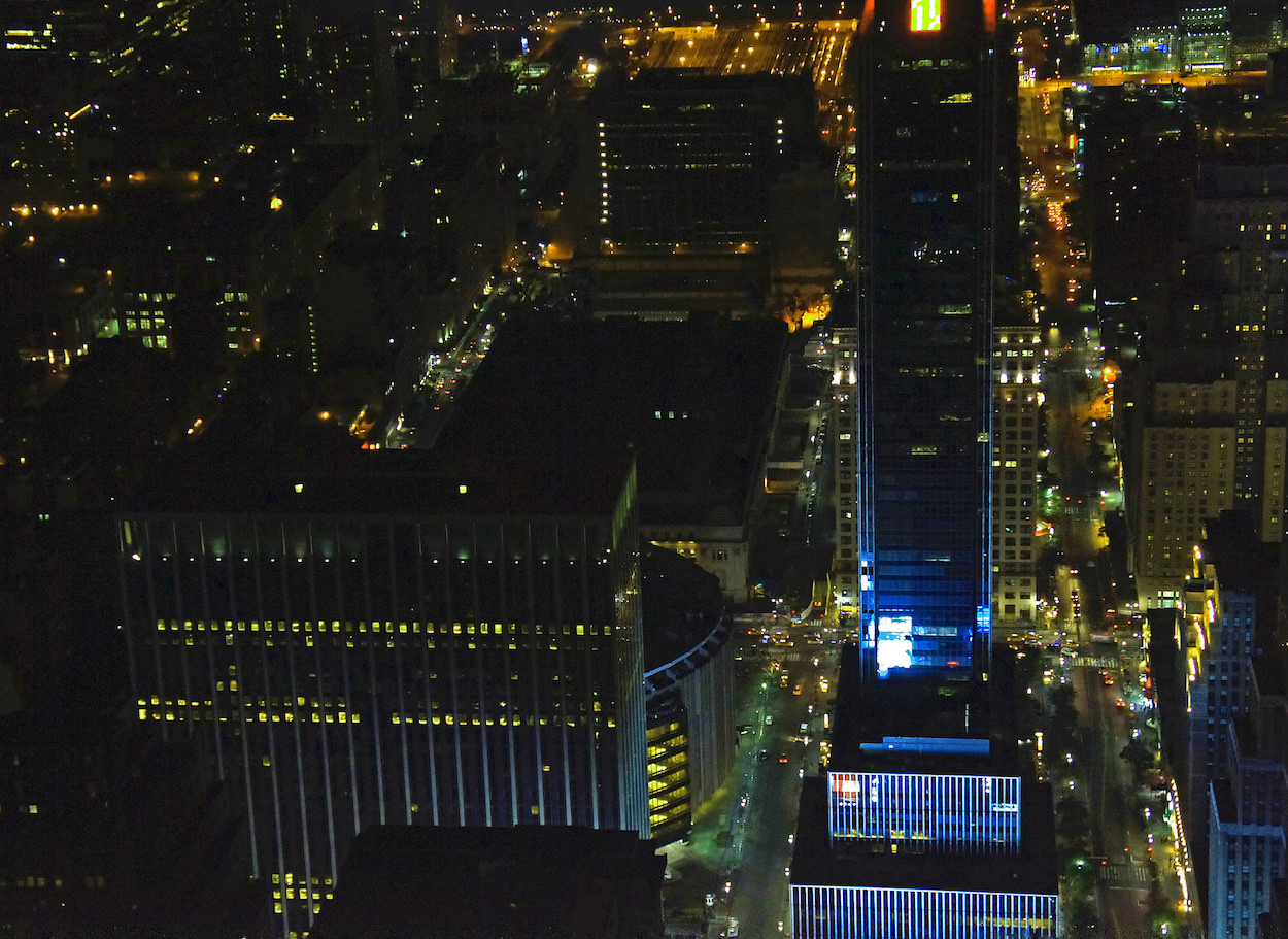Glimpses of pittsburgh with southpaw filming locations - Hotel madison square garden new york ...