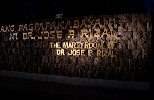 Manila Rizal Memorial