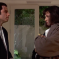Vincent and Mia at Marsellus & Mia's house in Beverly Hills Pulp Fiction filming locations LegendaryTrips