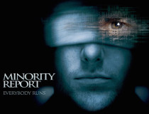 The log cabin mystery at the end of Minority Report
