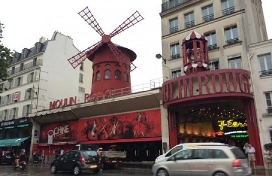 3 days in Paris with my best friend by Riritsu
