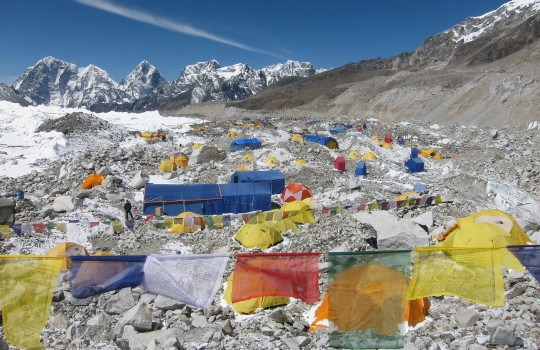 Mount Everest, South Col Base, Nepal_kurthu-kurt-hunter