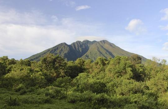 Mount Sabyinyo Uganda