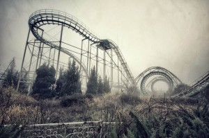 Nara Dreamland was a theme park near Nara, Japan