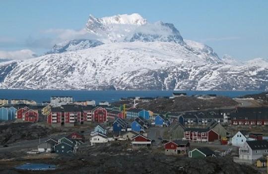 Nuuk, Greeland