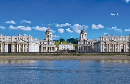 Old Royal Naval College, London, United Kingdom | Skyfall filming locations LegendaryTrips