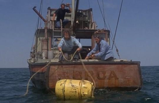 Orca boat scenes, Amity Island, Martha's Vineyard Jaws filming locations LegendaryTrips