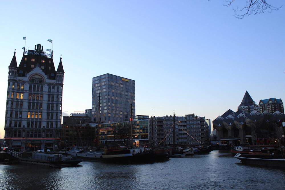 Oude Haven Rotterdam Netherlands Legendarytrips