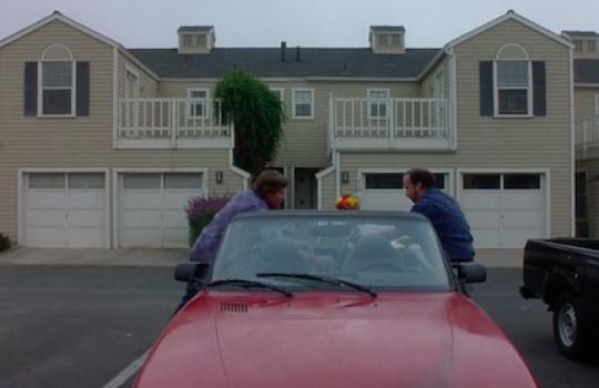 San Luis Obispo as Oxnard in Sideways (2004)