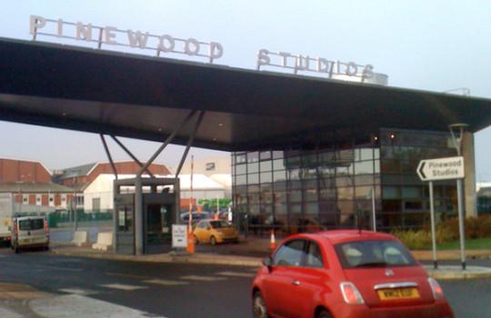 Pinewood Studios Gateway Exodus Movie Locations | LegendaryTrips