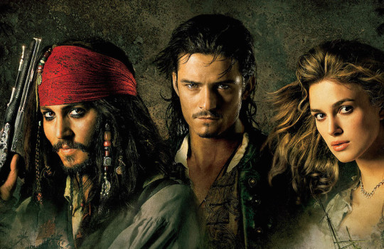 Pirates of the Caribbean: Dead Man's Chest filming locations