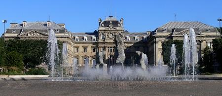 Place de la République, Lille, France