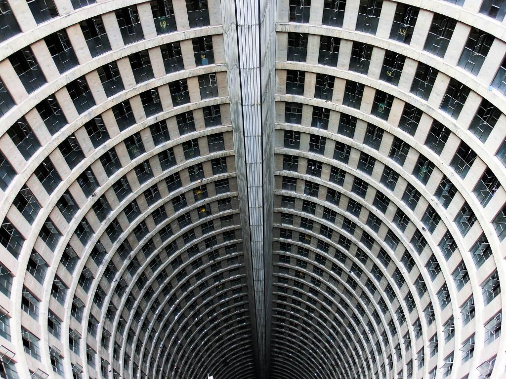 Ponte City's 'Core', Johannesburg, South Africa