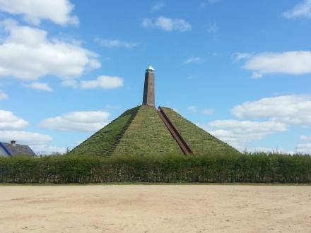 Pyramid of Austerlitz The Netherlands