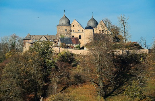 Reinhardswald Sababurg Castle Sleeping Beauty Germany Fairy Tale Road LegendaryTrips