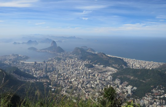 Brazil in 3 weeks – by William