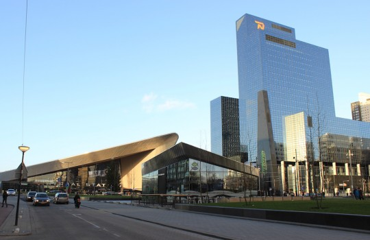 Rotterdam Centraal Station, Netherlands, 24 hours in Rotterdam itinerary LegendaryTrips