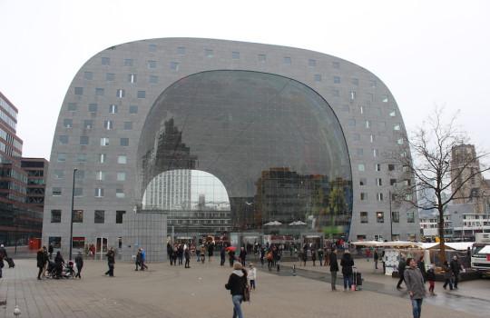 Rotterdam Markthal, Netherlands, 24 hours in Rotterdam itinerary LegendaryTrips