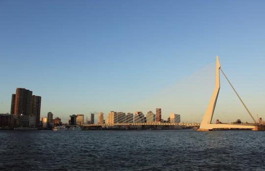 Rotterdam Skyline, Netherlands, 24 hours in Rotterdam itinerary LegendaryTrips