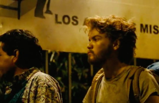 Salvation Army, Los Angeles (Into the Wild, 2007)