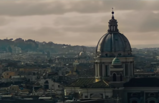Dome of San Carlo al Corso, Rome, Italy, The Man from UNCLE (2015) locations