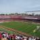 Morumbi football stadium in Sao Paulo, Brazil