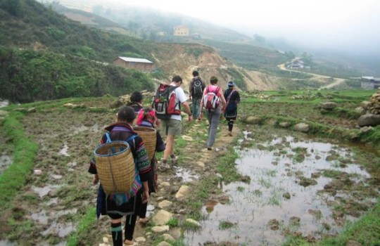 Sapa Hiking - Vietnam Trip