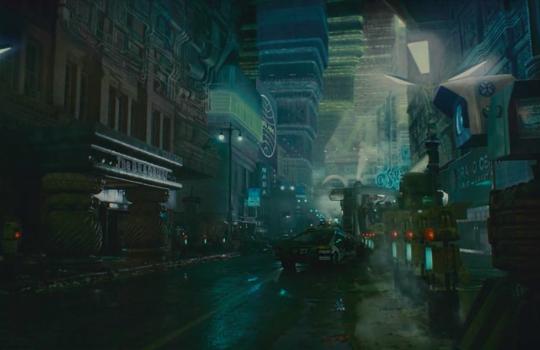 Sebastian's home, Bradbury Building, Blade Runner (1982)