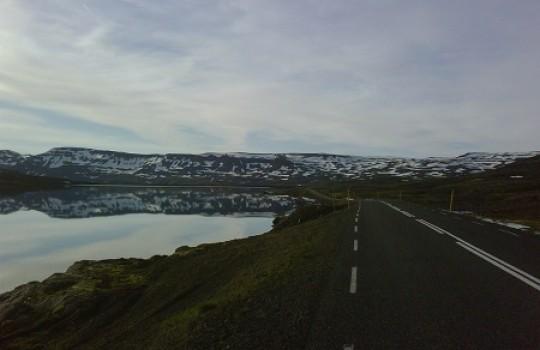Seyðisfjarðarvegur, Iceland