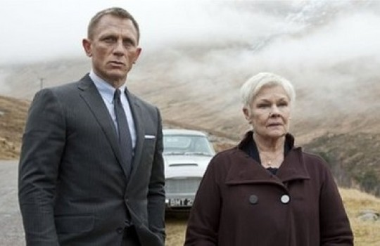 Skyfall filming locations and itinerary