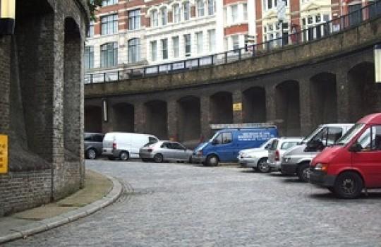 Smithfield car park, London, United Kingdom | Skyfall filming locations LegendaryTrips