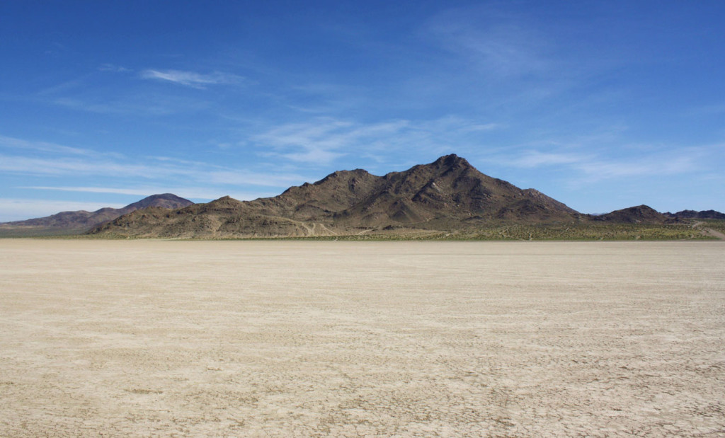 Soggy Dry Lake, Lucerne Valley, California True Detective Season 2 filming locations