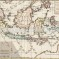 Sunda Straits Antique Map
