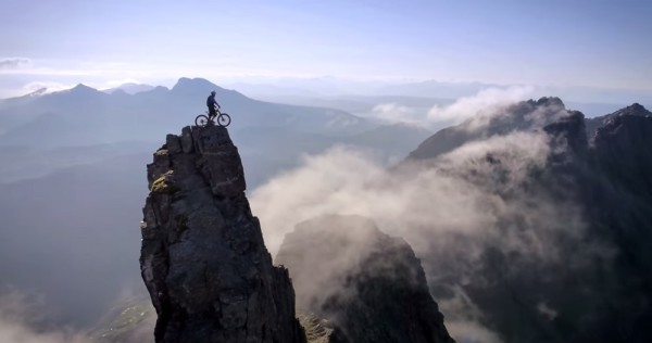 The Ridge Extreme Mountai Bike Isle of Skye Scotland