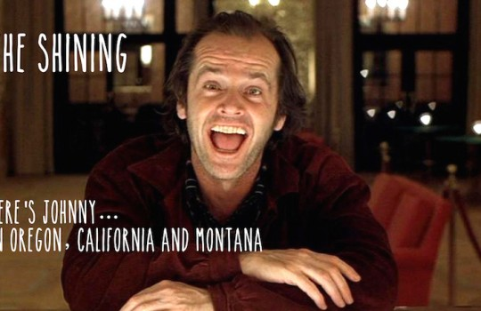 The Shining filming locations: here's Johnny… in Oregon, California and Montana
