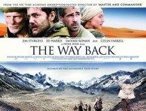 The Way Back filming locations and itinerary from Siberia to India