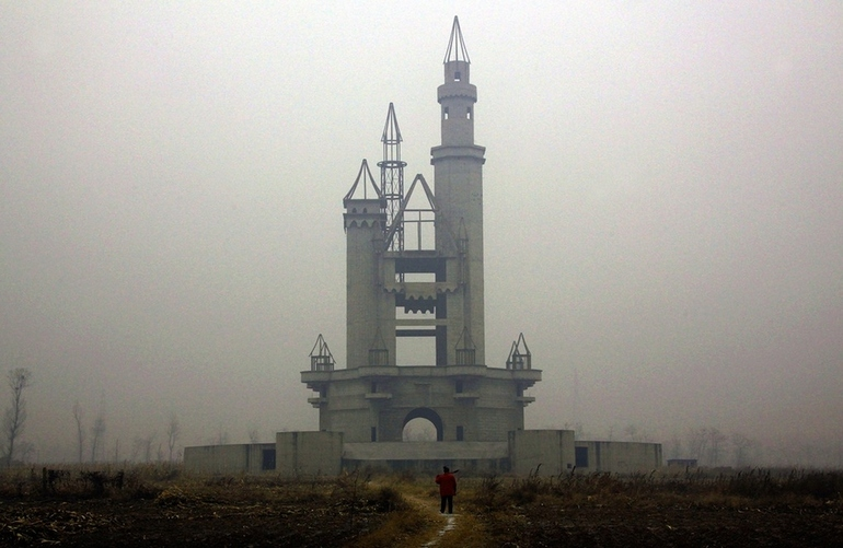 The 20 Most Beautiful Abandoned Places Legendarytrips