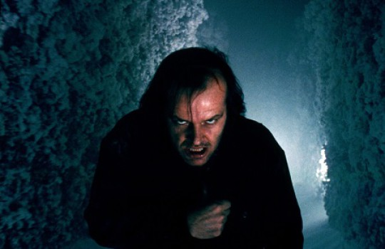 The Maze in The Shining
