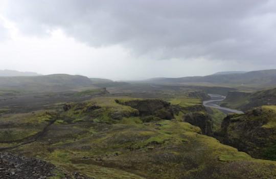 Thorsmork-Botnar, Landmannalaugar Trek, Iceland