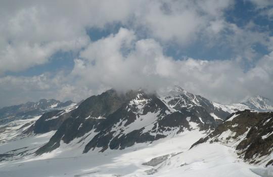 Val Senales Schnalstal South Tyrol Italy