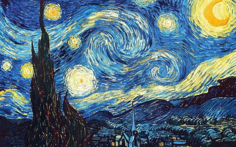 Van-Gogh_The-Starry-Night_Painting_1889