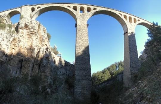 Varda Viaduct, Adana, Turkey   Skyfall filming locations LegendaryTrips